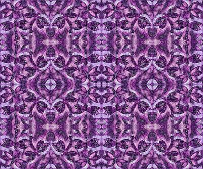 Digital Art - Kaleidoscope Wallpaper 5 by Megan Walsh