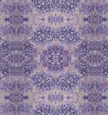 Digital Art - Kaleidoscope Wallpaper, 9 by Megan Walsh