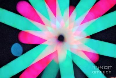 Photograph - Kaleidoscope7 by Merle Grenz