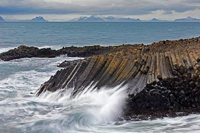 Photograph - Kalfshamarsvik Cove by Arterra Picture Library