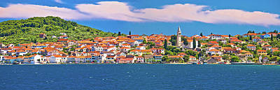 Photograph - Kali Village Waterfront Panoramic View by Brch Photography