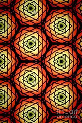 Photograph - Kaleidoscope IIi by Elizabeth Hoskinson