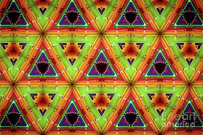 Photograph - Kaleidoscope Iv by Elizabeth Hoskinson
