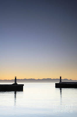 Traquil Photograph - Kalk Bay by Neil Overy