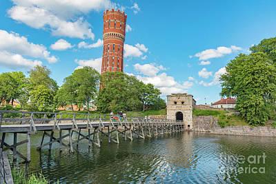 Photograph - Kalmar City Gate by Antony McAulay