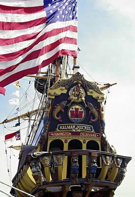 Kalmar Nyckel Tall Ship Art Print