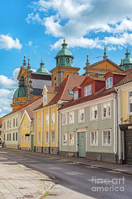 Photograph - Kalmar Street Scene by Antony McAulay