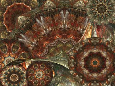 Digital Art - Kalypso by Charmaine Zoe