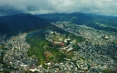Photograph - Kamehameha School Kapalama by Craig Wood