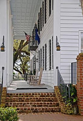 Photograph - Kaminski House by Linda Brown