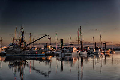 Photograph - Kanaka Bay by Randy Hall