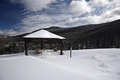 Kancamagus Highway - White Mountains New Hampshire Art Print by Erin Paul Donovan