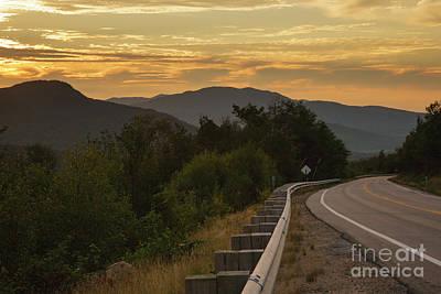Roadside America Photograph - Kancamagus Highway - New Hampshire Usa by Erin Paul Donovan