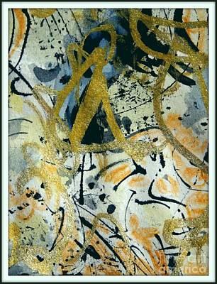 Painting - Kandinsky Fan by Nancy Kane Chapman