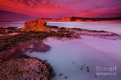 Photograph - Kangaroo Island Dawn by Mike Dawson