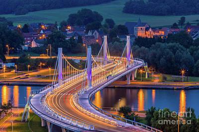 Limburg Photograph - Kanne - Belgium by Henk Meijer Photography