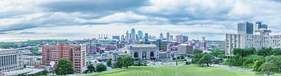 Photograph - Kansas City Cityscape by Pamela Williams