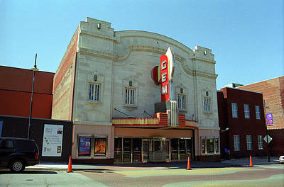 Photograph - Kansas City - Gem Theater by Frank Romeo