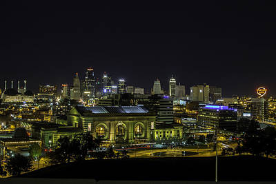 Photograph - Kansas City Mo by Deb Buchanan