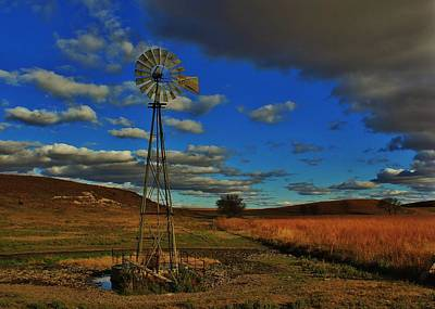 Albert Bierstadt - Kansas Country by Greg Rud