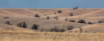 Photograph - Kansas Hills by Ryan Heffron