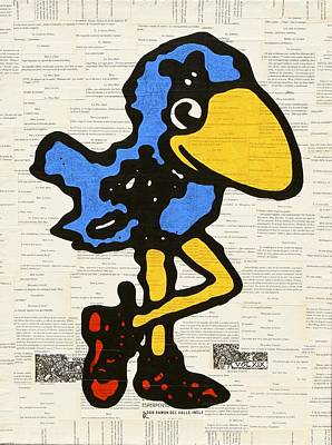 Kansas Jayhawk Original