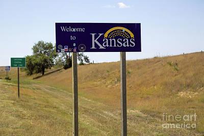 Photograph - Kansas Land Of Oz by Jon Burch Photography