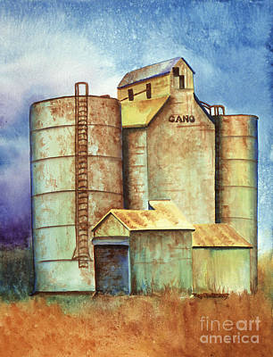 Kansas Past Art Print