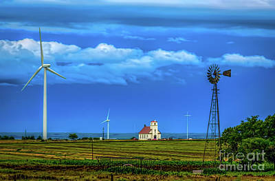 Photograph - Kansas Spring by Jon Burch Photography