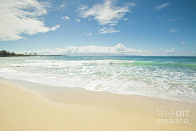 Photograph - Kapalua Beach Maui Hawaii by Sharon Mau