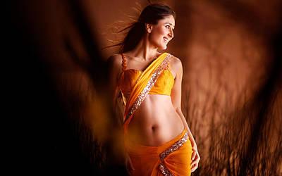 Kareena Kapoor Digital Art - Kareena Kapoor 2012 Movie by Emma Brown