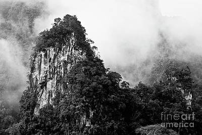 Photograph - Karst Formation 1 - Thailand by Craig Lovell