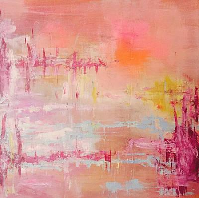 Painting - Karuna I by Jazmin Angeles