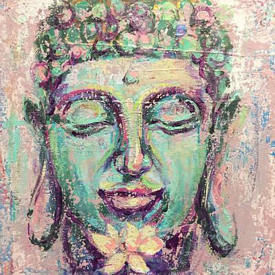 Painting - Karuna IIi by Jazmin Angeles