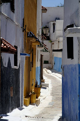 Rabat Photograph - Kasbah Of The Udayas by Peter Verdnik