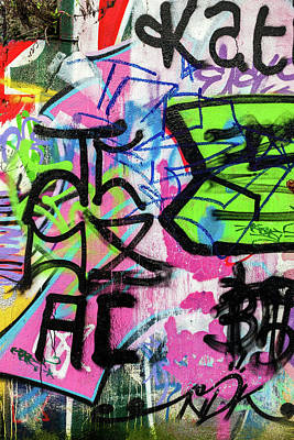 Photograph - Kat Graffiti by Pierre Leclerc Photography