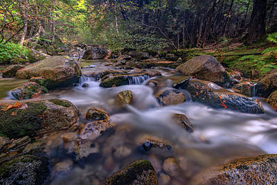 Photograph - Katahdin Stream by Rick Berk