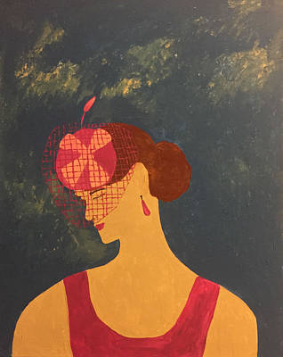 Wall Art - Painting - Kate by Brittany Watson