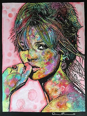 Kate Moss Original by Dean Russo