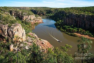 Photograph - Katherine Gorge by Andrew Michael