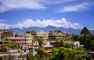 Photograph - Kathmandu by Suzanne Luft