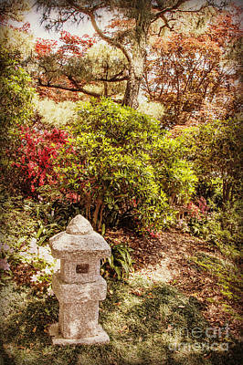 Photograph - Kato Stroll Garden by Chris Scroggins