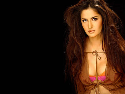 Katrina Kaif Digital Art - Katrina Kaif 15 by F S