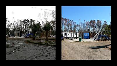Photograph - Katrina Step One by Kathy K McClellan