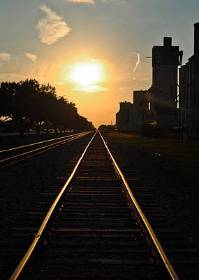 Photograph - Katy Texas Sunset by Nathan Little