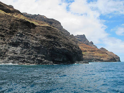Photograph - Kauai Coast by Connie Kogler