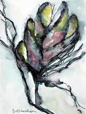 Painting - Kauai Flower by Carol Schindelheim