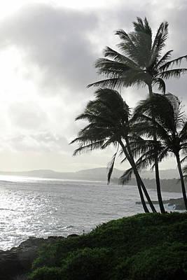Photograph - Kauai, Hawaii - Sunset 01 by Pamela Critchlow
