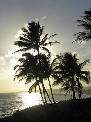 Photograph - Kauai, Hawaii - Sunset 06 by Pamela Critchlow