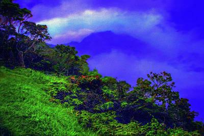 Photograph - Kauai by Mike Braun